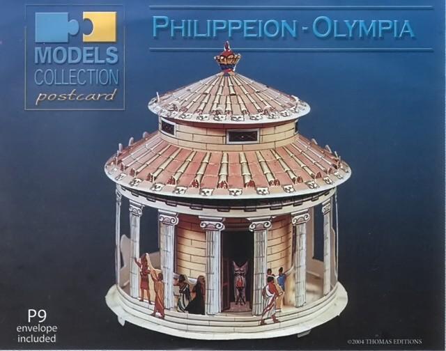 Philippeion-Olympia