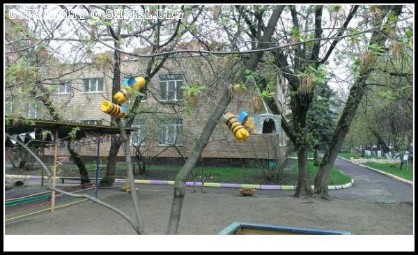 Креатив от детского сада