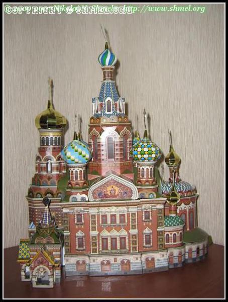 Спас-на-крови. Санкт-Петербург