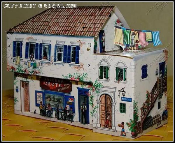 Tavern-Creta